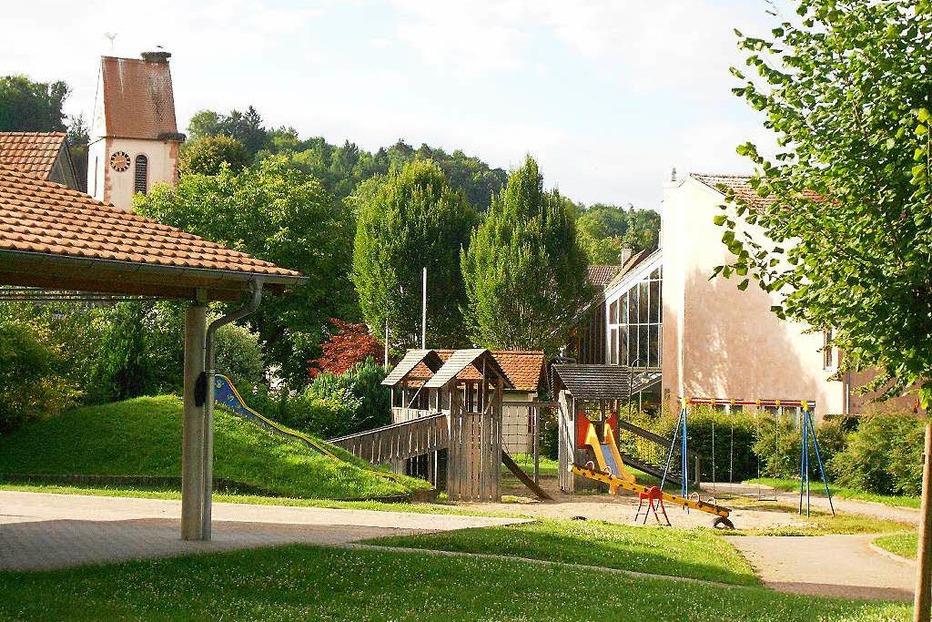 Spielplatz Holzen - Kandern