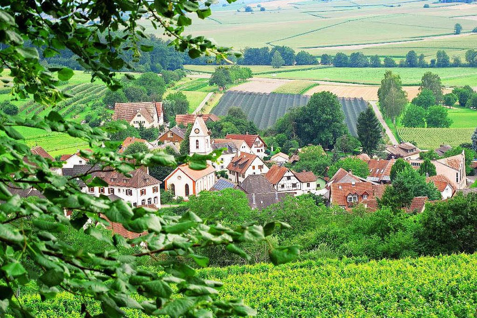 Ortsteil Holzen - Kandern