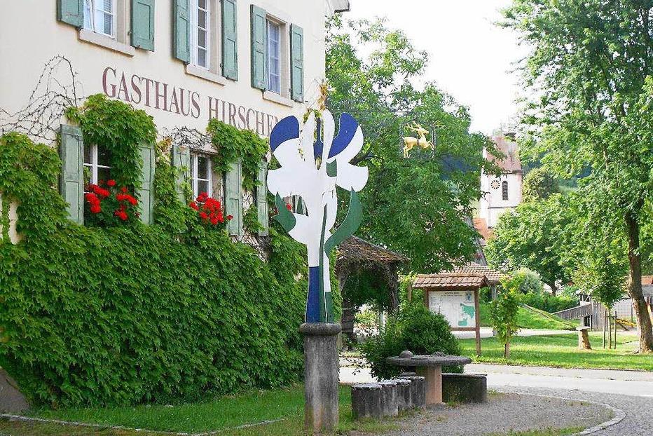 Gasthaus Hirschen (Holzen) - Kandern