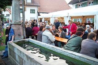 Dorfplatz Degerfelden