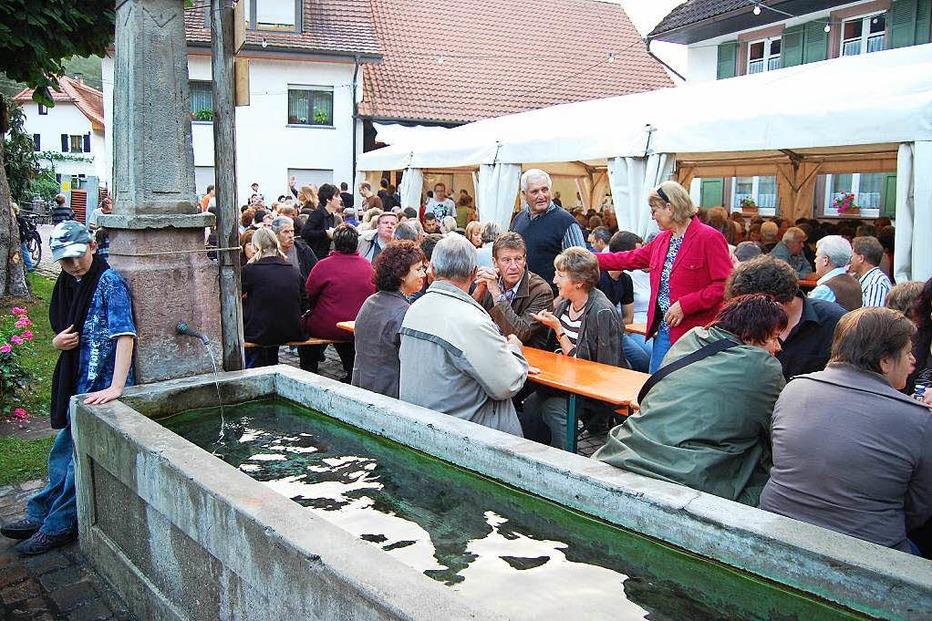 Dorfplatz Degerfelden - Rheinfelden