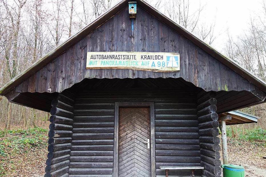 Krailochh�tte (bei Degerfelden) - Rheinfelden