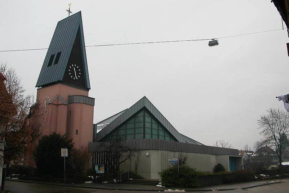 Pfarrkirche St. Pankratius (Buchholz) - Waldkirch