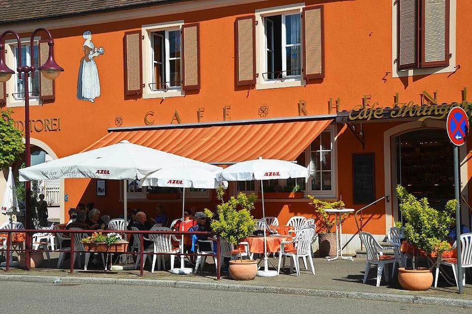 Caf� Ihringer - Breisach