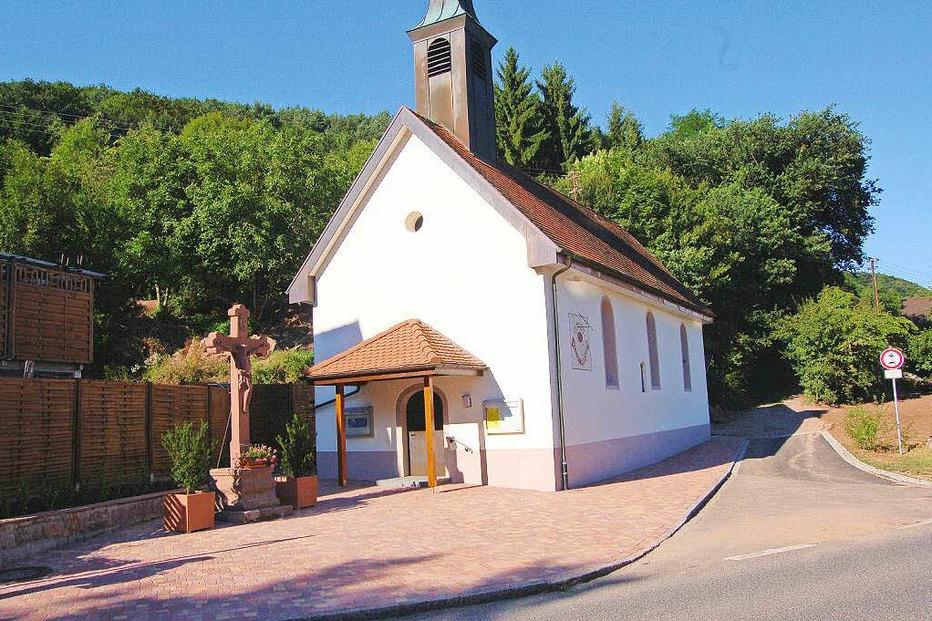 St. Ubald-Kapelle Degerfelden - Rheinfelden