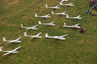Flugplatzgelände