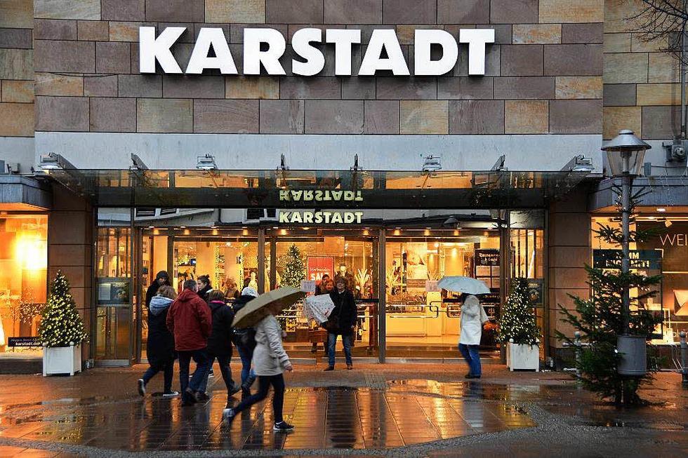 Kaufhaus Karstadt - Offenburg