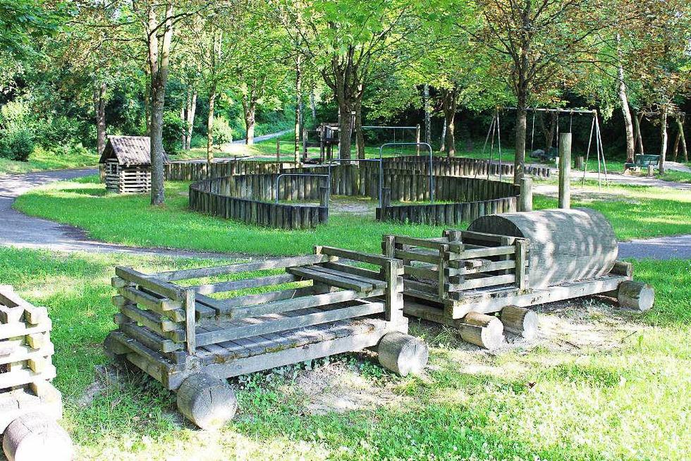 Spielplatz Tunibergstraße - Gottenheim
