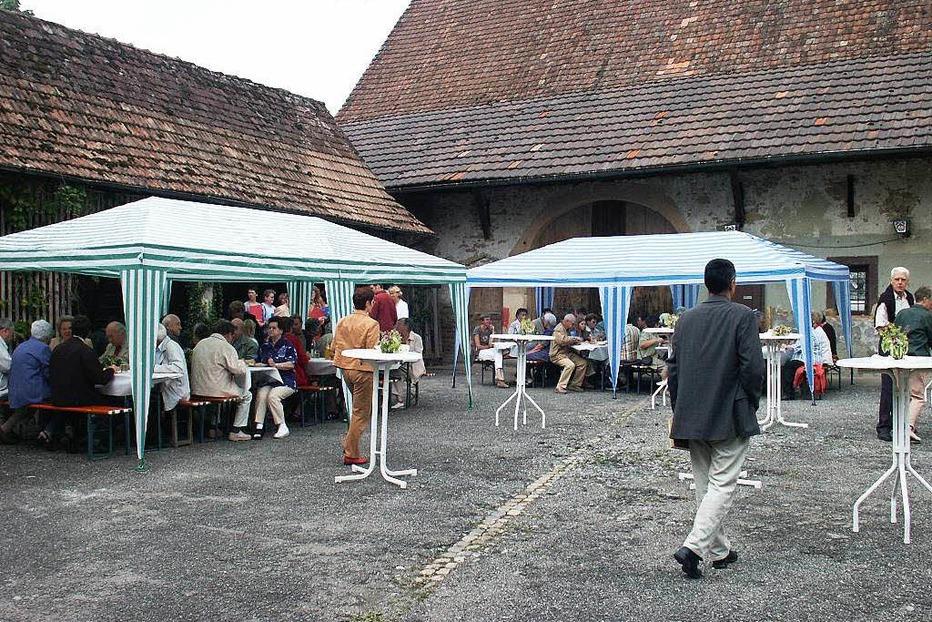 Altes Pfarrhaus - Buggingen