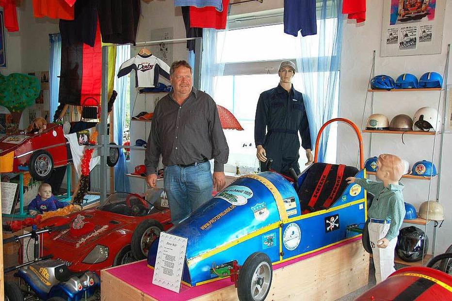 Seifenkistenmuseum - Buggingen