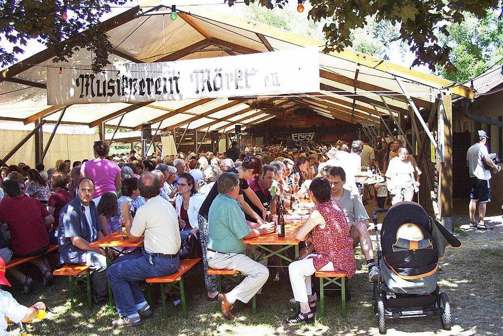Brandweiher (Märkt) - Weil am Rhein