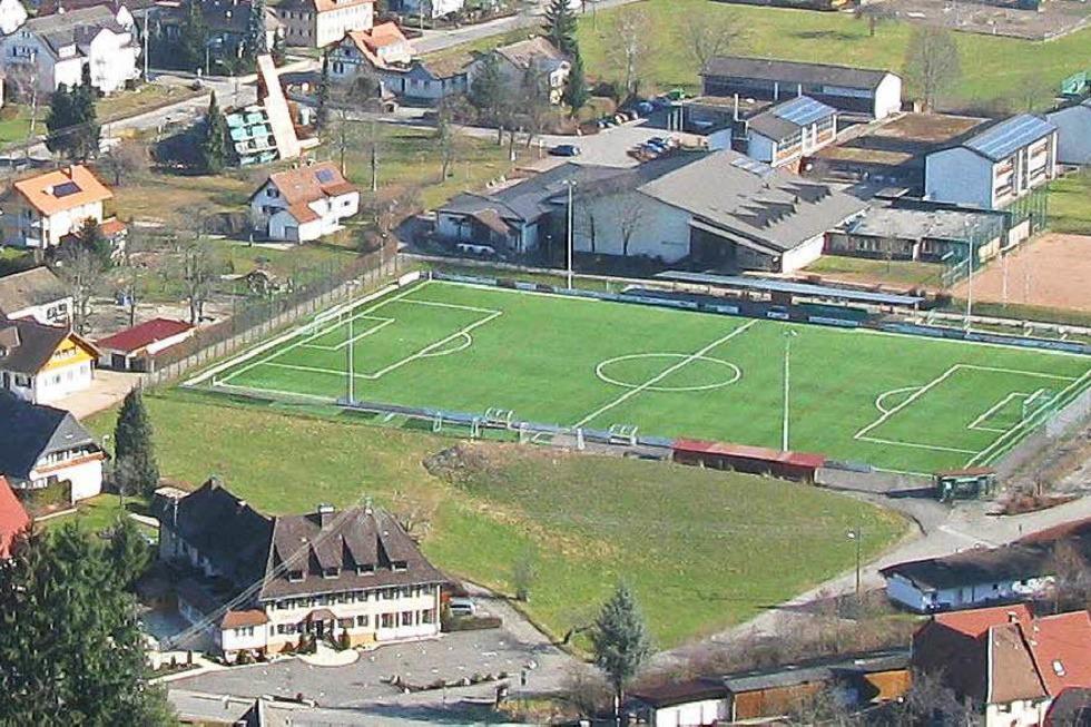 Brandenstadion - Münstertal
