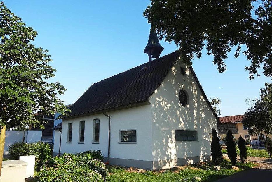 Evangelische Kirche - Neuenburg am Rhein