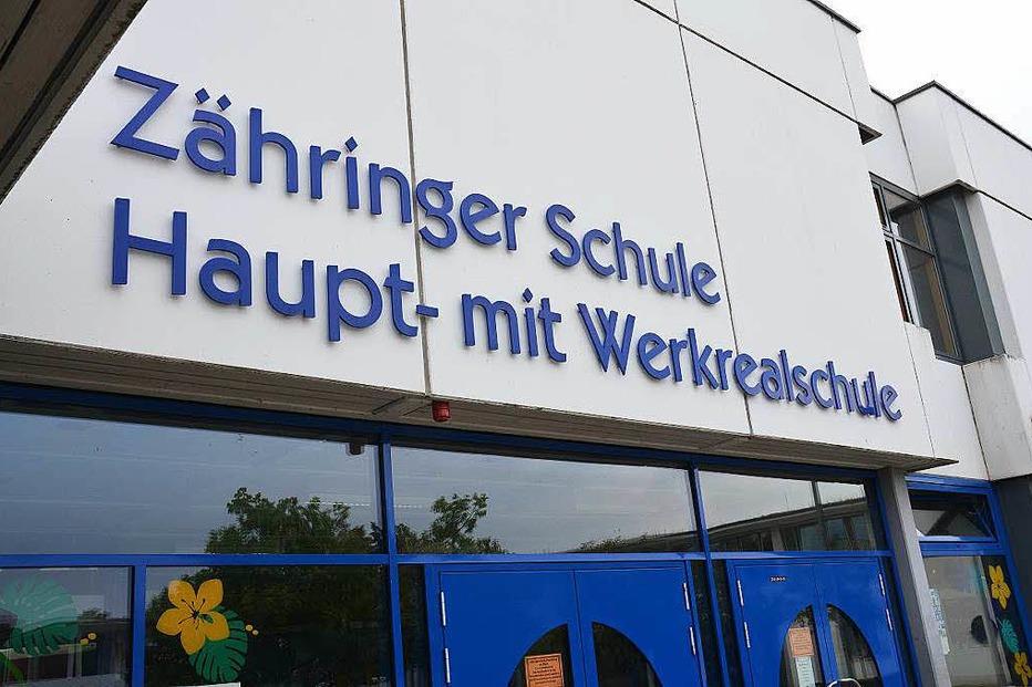 Zähringerschule - Neuenburg am Rhein