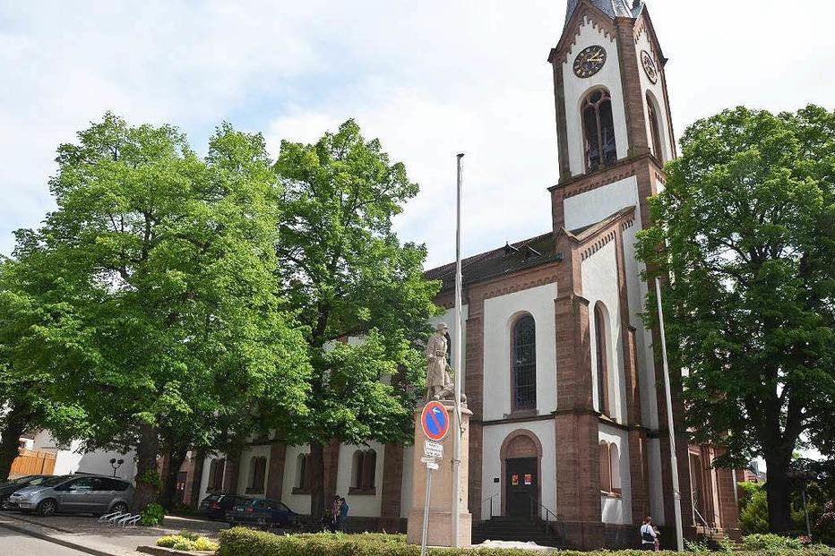 Evangelische Kirche - Ihringen