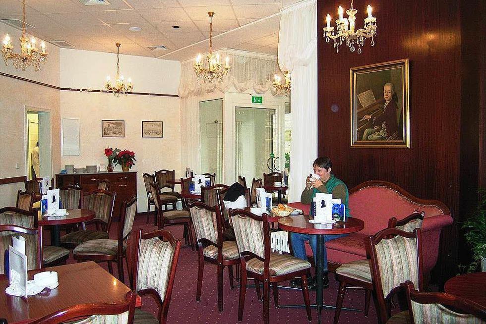 Café Mozart - Freiburg
