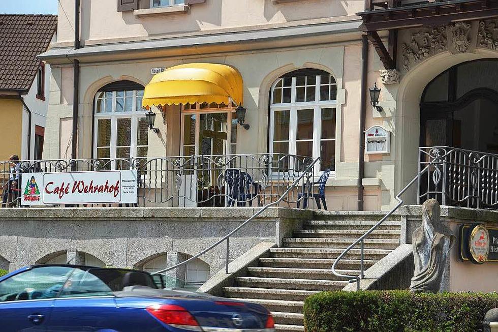 Café Wehrahof - Wehr