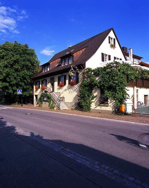 Gasthaus zum L�wen (Lehen) - Freiburg