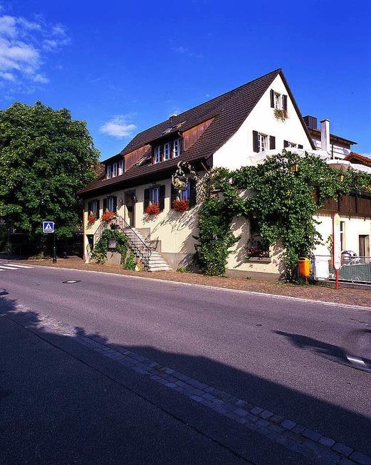 Gasthaus zum Löwen (Lehen) - Freiburg