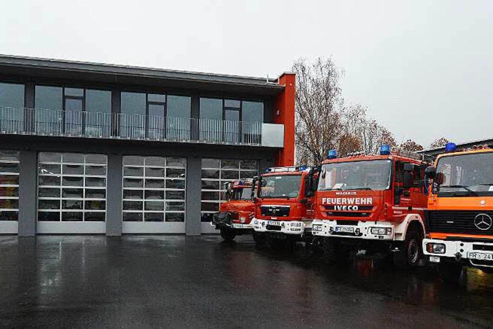 Feuerwehrgerätehaus Herdern/Zähringen - Freiburg