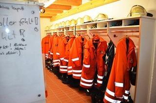 Feuerwehrhaus Egringen