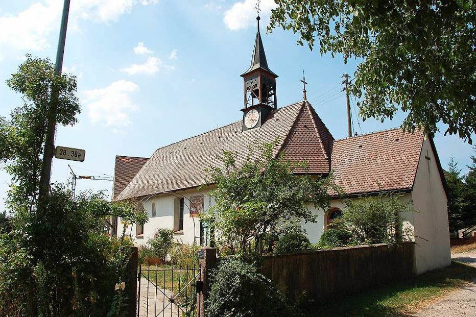 St. Johanneskapelle (Zarten) - Kirchzarten