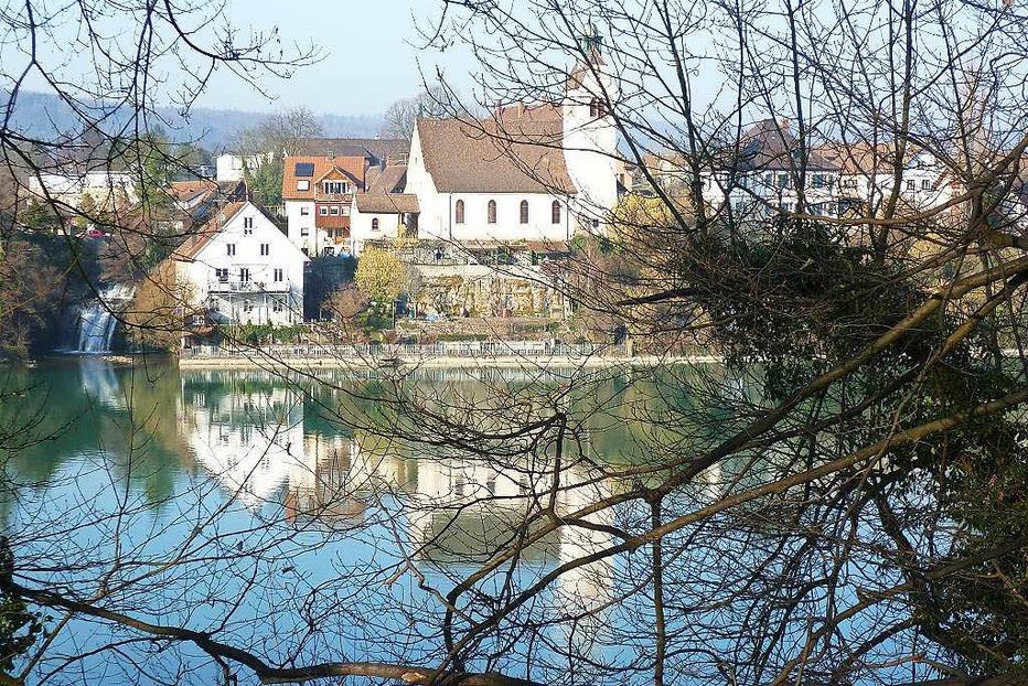 St. Galluskirche Warmbach - Rheinfelden