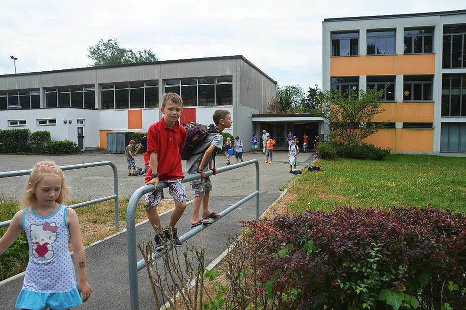 Hans-Thoma-Schule Warmbach - Rheinfelden