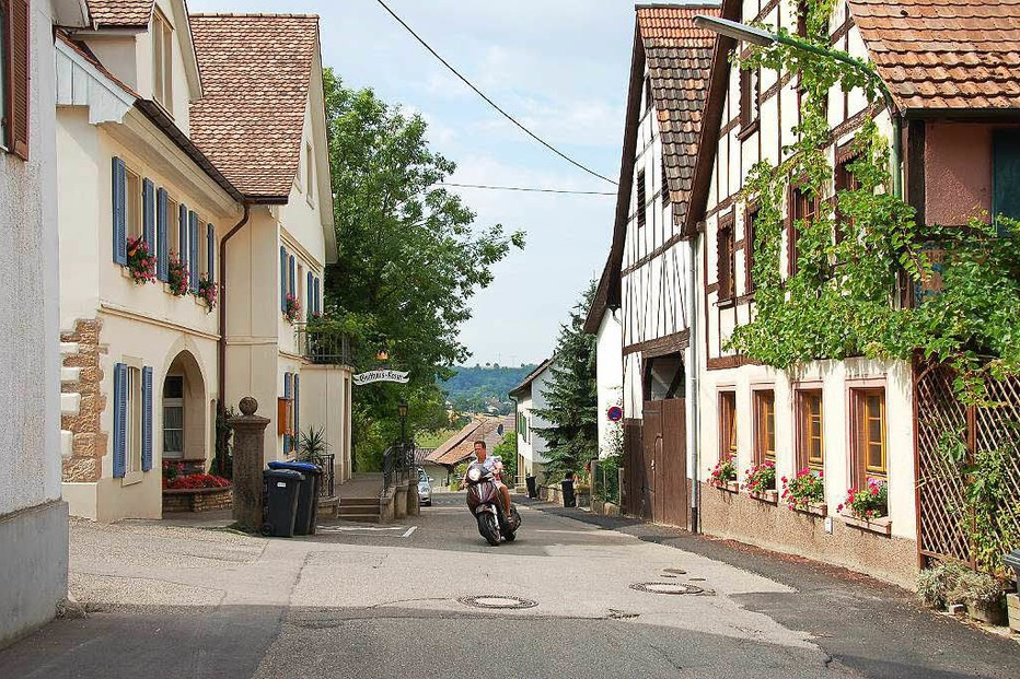 Gasthaus Krone Mauchen - Schliengen