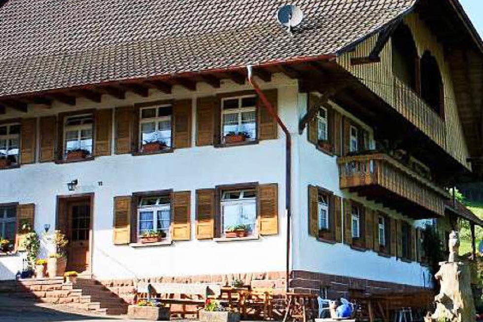 Oberburehof Straußenwirtschaft (Unterharmersbach) - Zell am Harmersbach