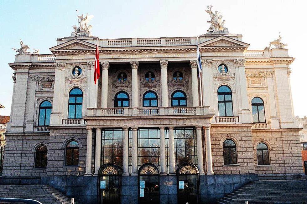 Opernhaus - Zürich