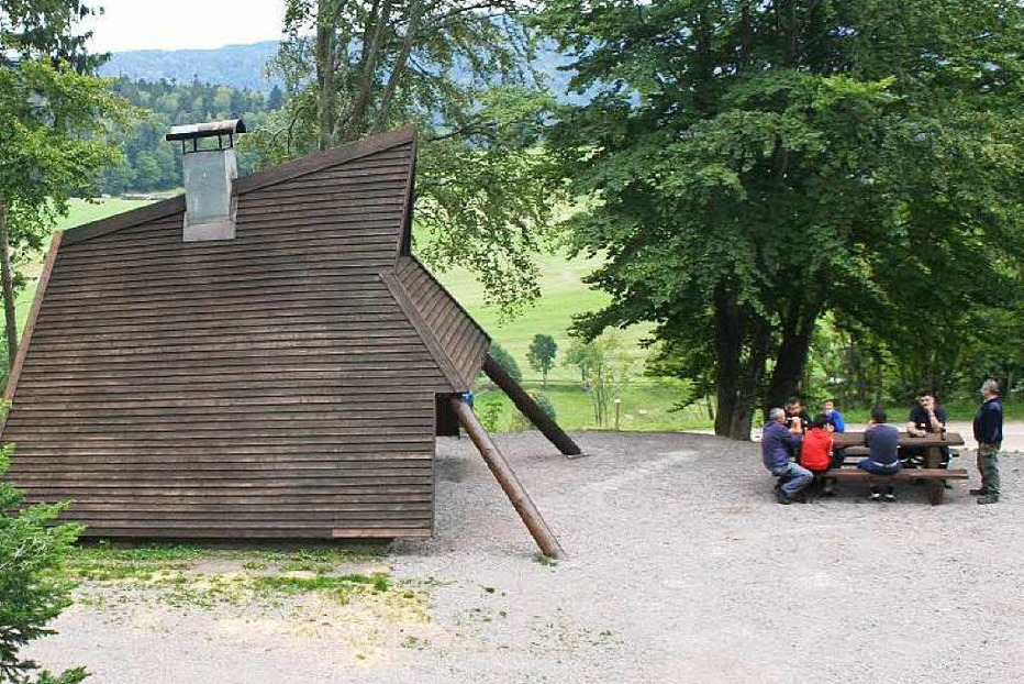Grillhütte am Bergkopf (Gersbach) - Schopfheim