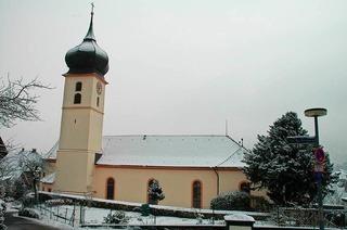 Kirche St. Hilarius (Ebnet)