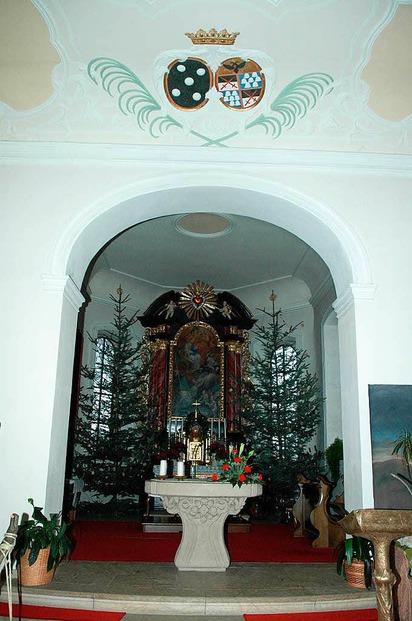 Kirche St. Hilarius (Ebnet) - Freiburg