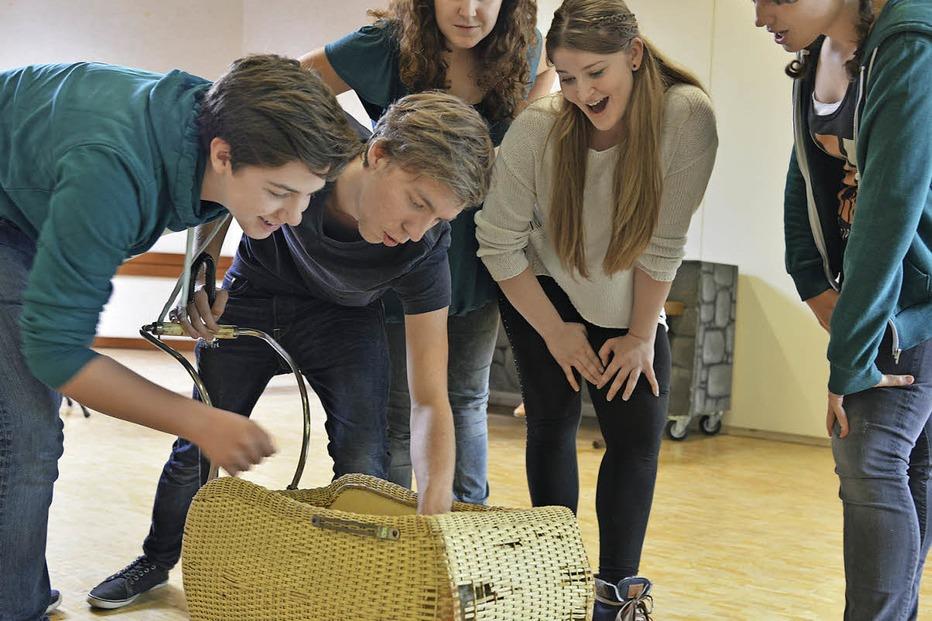 """Musical-Company spielt """"Swinging St. Pauli"""" - Badische Zeitung TICKET"""