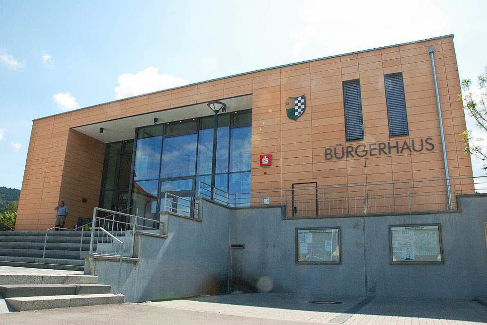 Bürgerhaus - Au