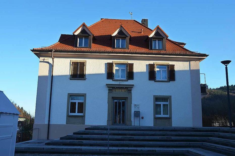 Rathaus - Au