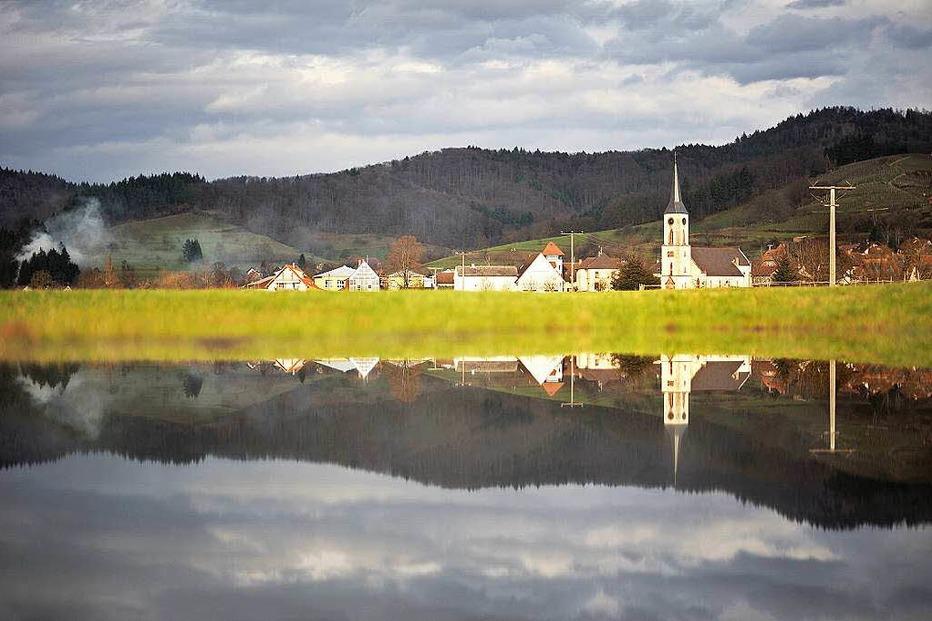 Evangelische Kirche - Sexau