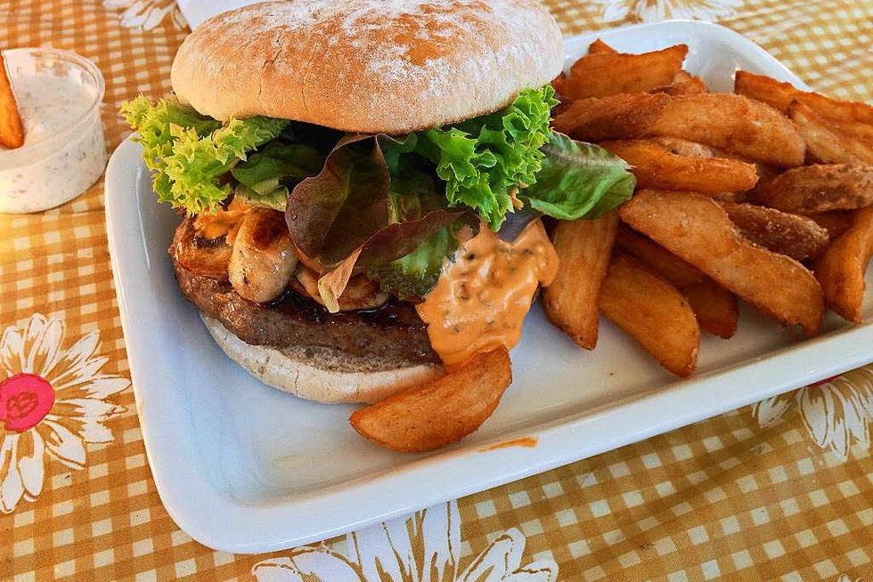 Burger Factory Fichterlager - Freiburg
