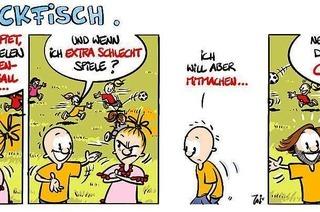Lucy Backfisch: Nichts für Jungs!