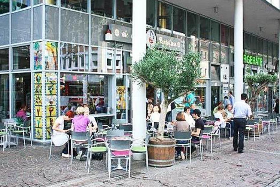 Eiscaf� Portofino - Freiburg