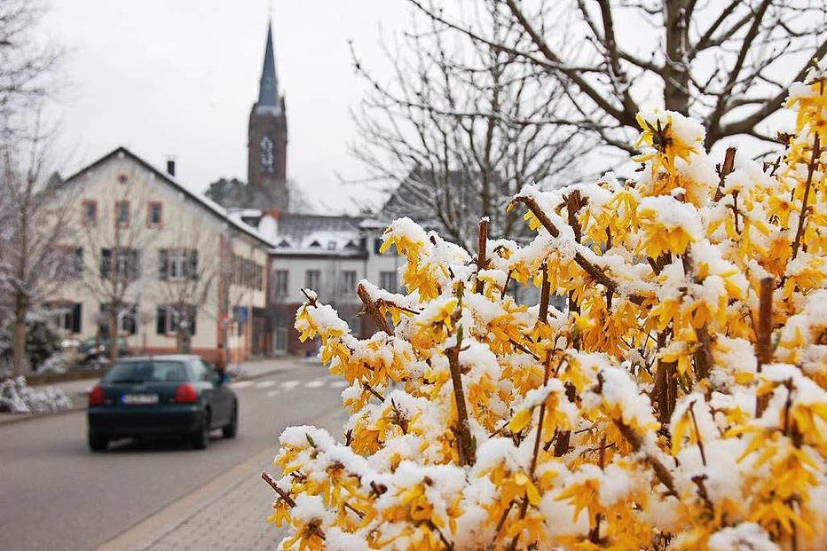 Ev. Stadtkirche - Schopfheim