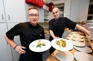 Restaurant Vegetage (Bursen-Galerie)