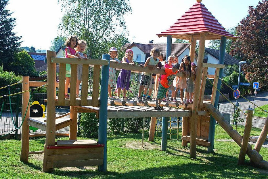 Kindergarten St. Elisabeth (Minseln) - Rheinfelden