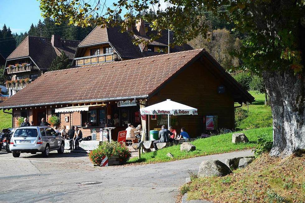 Günthers Kiosk - Schluchsee