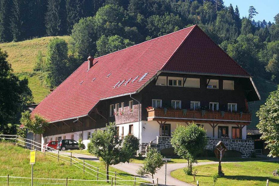 Hitzenhof - Buchenbach