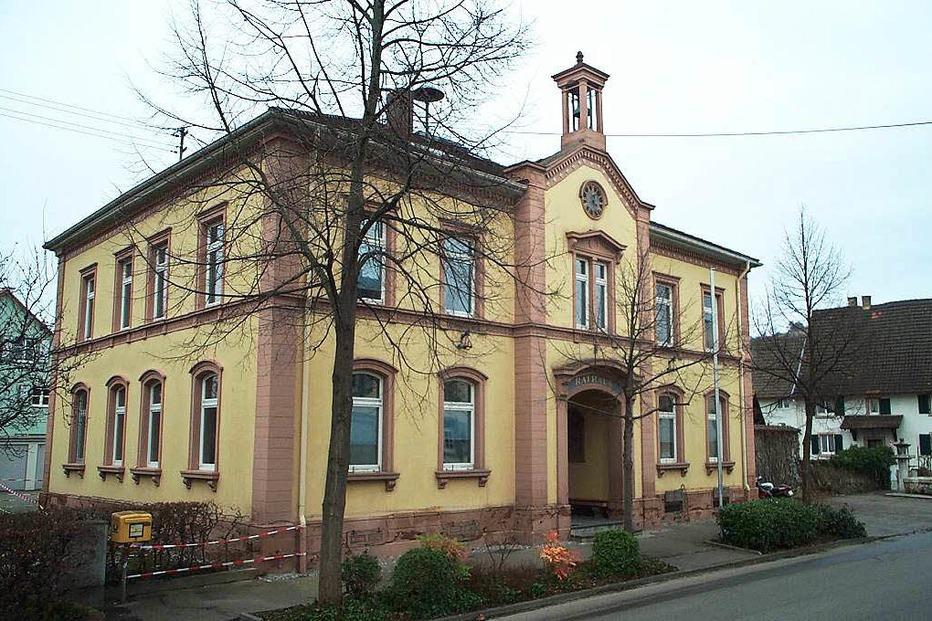 Rathaus Haltingen - Weil am Rhein