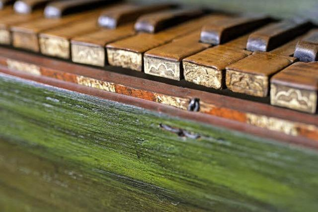 Der Geschichte des Klavierbaus auf der Spur