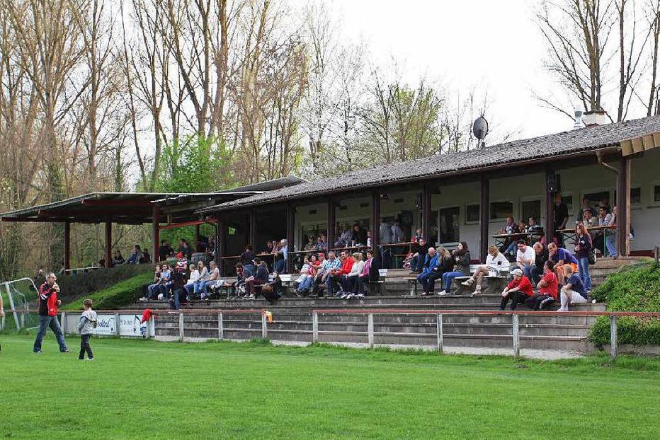 Rheinwaldstadion Burkheim - Vogtsburg-Burkheim