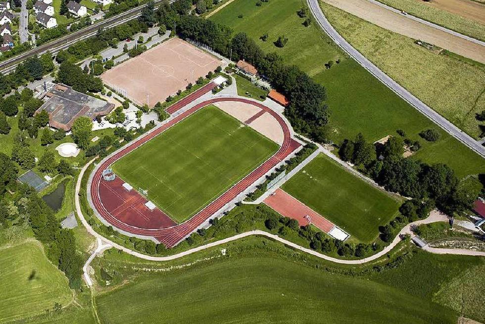 Obermatten-Stadion - Gundelfingen